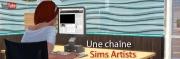 Une chaîne Sims Artists