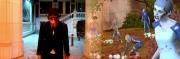 Un après-midi au Manoir de Paris avec les Sims 3 Super-Pouvoirs
