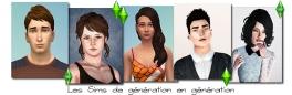 De génération en génération: l'arrivée des Sims 4