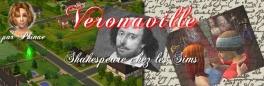 Véronaville : Shakespeare chez les Sims