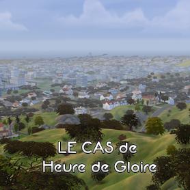 A la decouverte du CAS des Sims 4 Heure de gloire