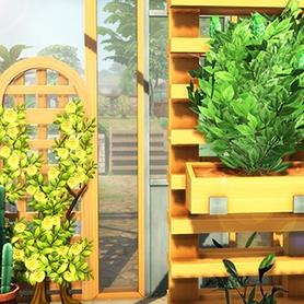 Carnet déco : Le jardin du parfait petit écolo