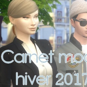 Carnet mode : Comment �tre styl� en hivers ?