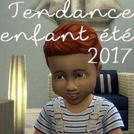 Carnet mode : Les tendances enfants de l'�t� 2017