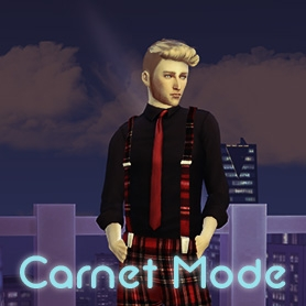 Carnet mode : mettez vos mâles à la mode !
