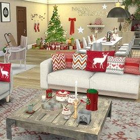 Déco de Noël 2016
