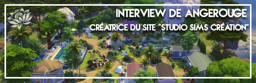 Interview de Angerouge, constructrice et Youtubeuse