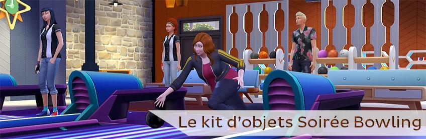 Le let's discover de Soirée Bowling