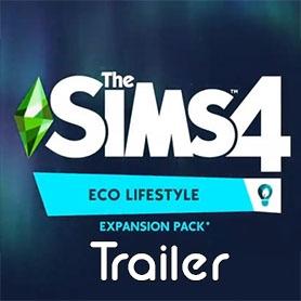 Le trailer des Sims 4 Ecologie
