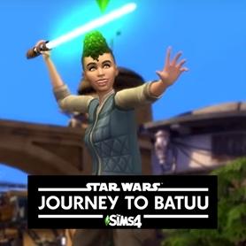 Le trailer gameplay  de Voyage sur Batuu