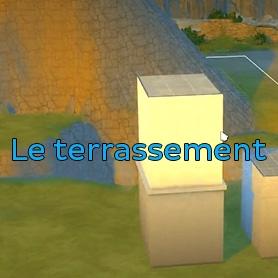 Les futurs outils de terrain des Sims 4