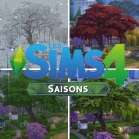 Les Sims 4 Saisons sont sortis !
