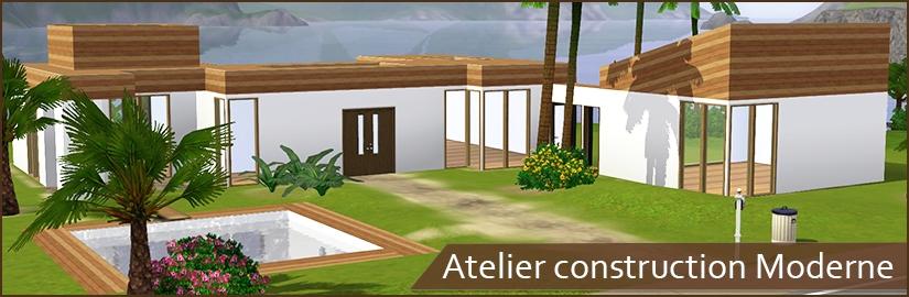 Atelier construction moderne pour débutant