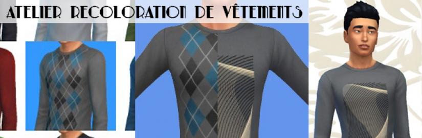 Atelier de recoloration de vêtement : les bases