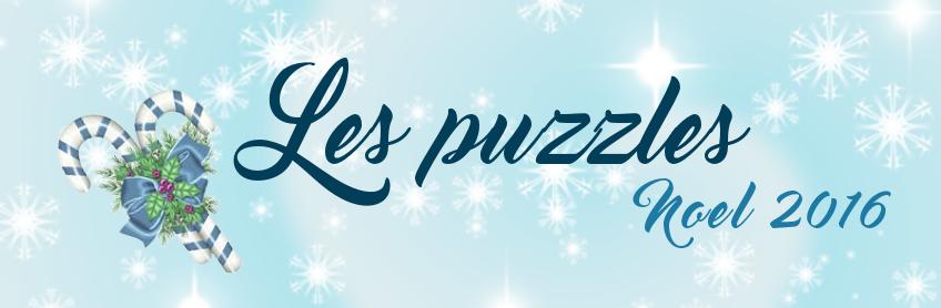 Les puzzles, les puzzles