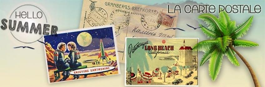 SUMMER 2016 – Travel / La carte postale