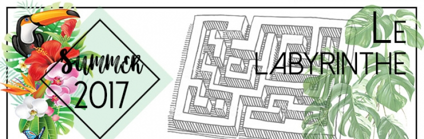 Summer 2017 - Le Labyrinthe