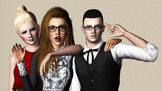 6  article joyeux noel sims artists equipe animateur pose