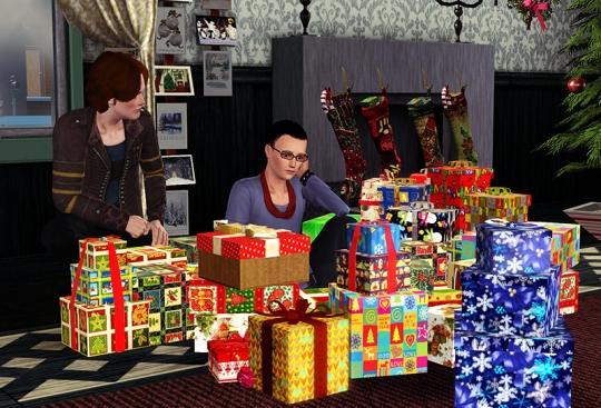 20 article joyeux noel sims artists equipe maitre du jeu prof cadeaux