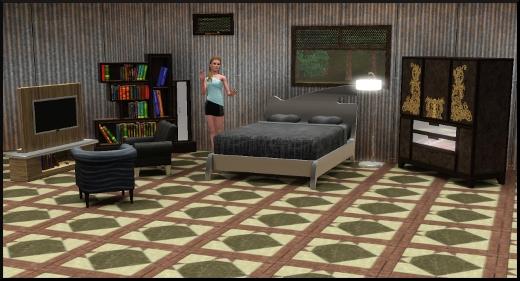 acces vip mode achat construction cas chambre lit fenetre télévision commode bibliothèque fauteuil