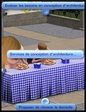 25 sims 3 ambition profession independante concepteur architecture interaction evaluer besoin proposer renover