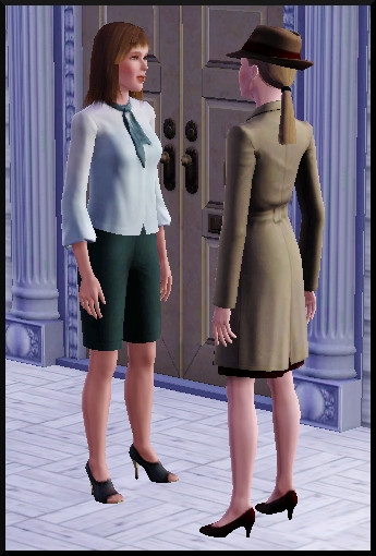 16 sims 3 ambition enqueteur action interroger suspect