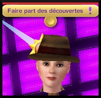 18 sims 3 ambition enqueteur interaction faire part des decouvertes
