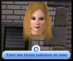 34 sims 3 ambition enqueteur interaction faire tache policiere base