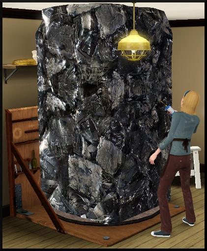 20 sims 3 ambition sculpture bloc metal
