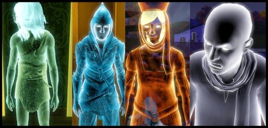 10 sims 3 ambition profession chasseur de fantomes fantomes