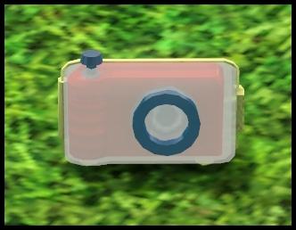 appareil photo sous marin