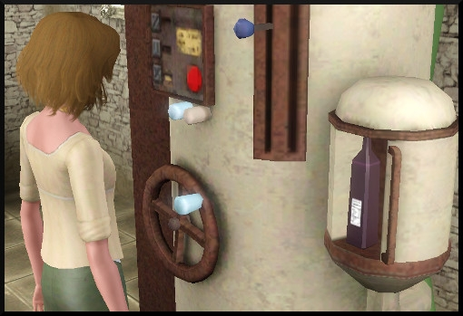 25 sims 3 destination aventure fabrication nectar bouteille machine