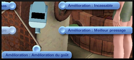 32 sims 3 destination aventure fabrication nectar amelioration machine