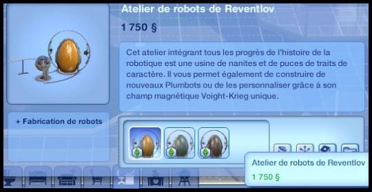 atelier de robots aventlov en route vers le futur