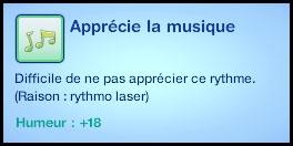 en route vers le futur rythmo laser moodlet apprécie la musique