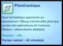 50 sims 3 en route vers le futur nouveautes observatoire mercrure stellaire moodlet planetarium