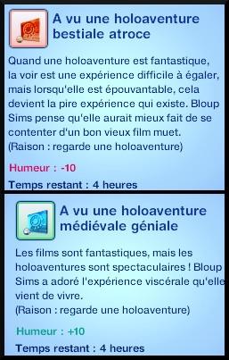 61 sims 3 en route vers le futur nouveautes moodlets holoaventure
