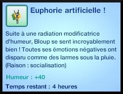 26 sims 3 en route vers le futur plumbot ajusteur humeur moodlet euphorie artificielle