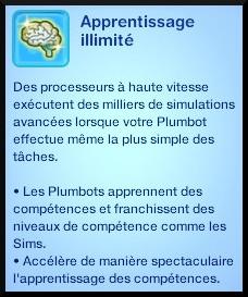 27 sims 3 en route vers le futur plumbot puce apprentissage illimité
