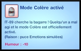52 sims 3 en route vers le futur plumbot emotion simulees mode colere moodlet