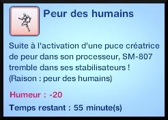 61 sims 3 en route vers le futur plumbot peur des humains moodlet