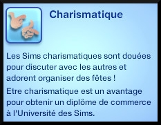 8 sims 3 en route vers le futur competition robot carriere stade robot trait caractere charismatique