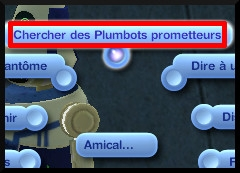 14 sims 3 en route vers le futur competition robot carriere stade robot interaction chercher plumbot prometteur