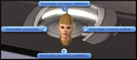 12 sims 3 en route vers le futur competence technologies avancees synthetiseur boisson interaction