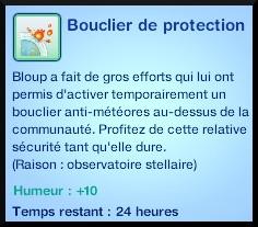 41 sims 3 en route vers le futur voyager dans le futur futur dystopique moodlet bouclier protection anti meteorite