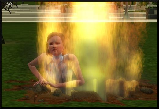 47 sims 3 en route vers le futur voyager dans le futur futur dystopique geyser bloup dans trou