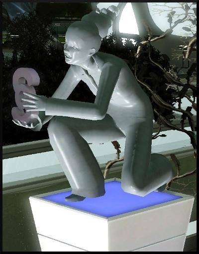 138 sims 3 en route vers le futur voyager dans le futur statue commémorative philantrope célebre