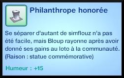 139 sims 3 en route vers le futur voyager dans le futur statue commémorative philantrope célebre