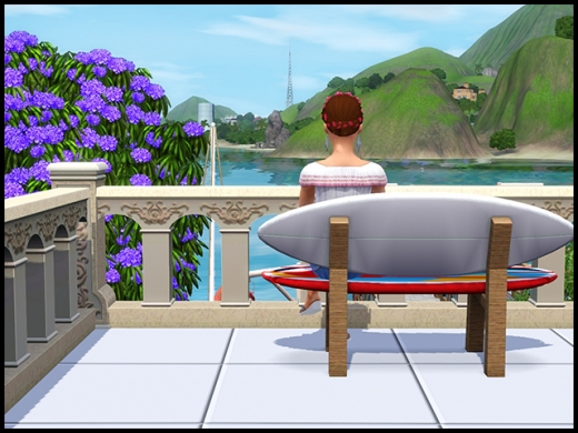 île de rêve mer et banc