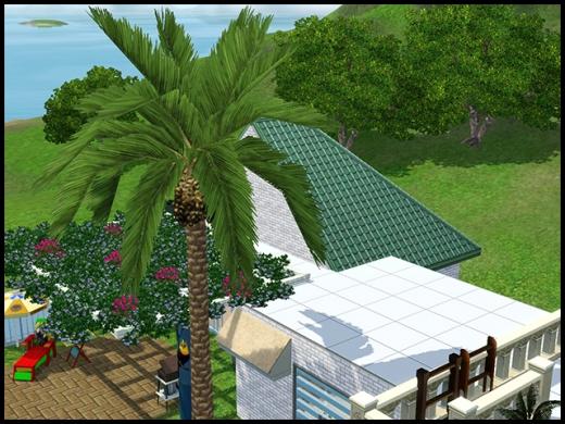 île de rêve toiture
